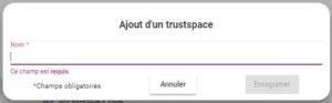 Ajouter-un-trust-space-nommez-le
