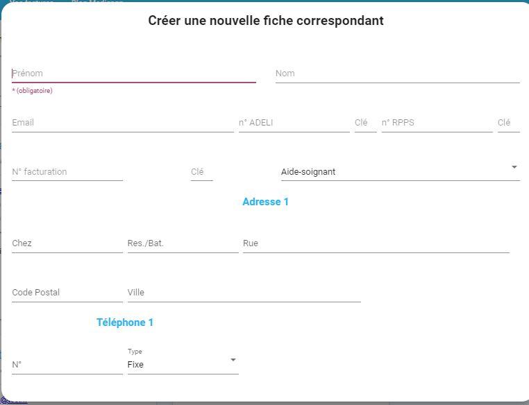 information-correspondants-medicapp-pro