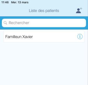 medicapp-pro-liste-patients-app